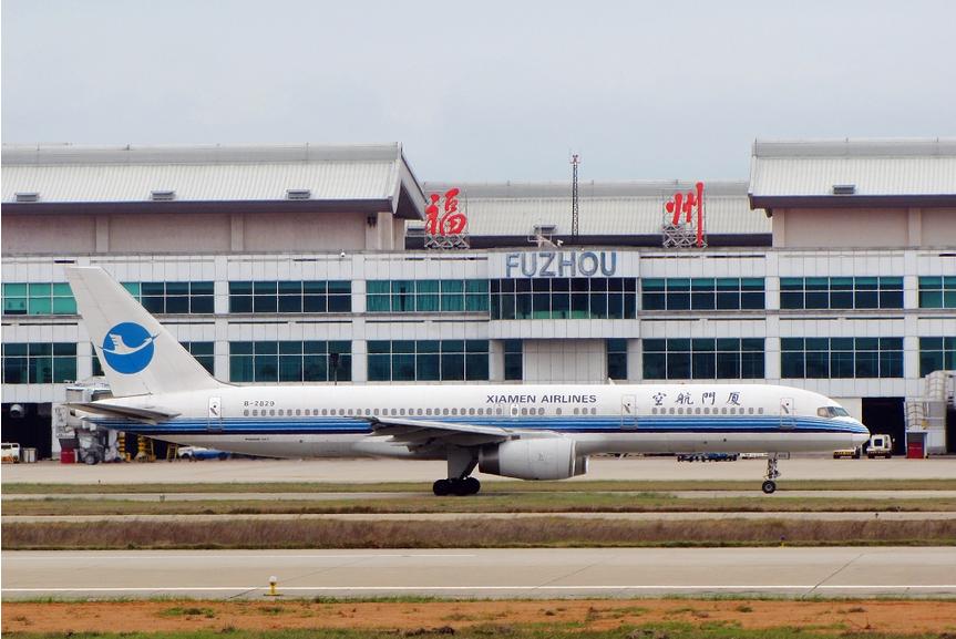 资料:福州长乐国际机场